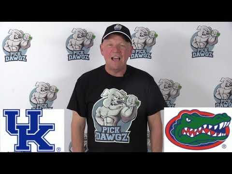 Florida vs Kentucky 3/7/20 Free College Basketball Pick and Prediction CBB Betting Tips