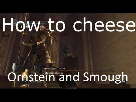 Ornstein And Smough CHEESE