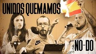 Image del Video: NO-DO | Pablo Hasél, el 8M y otras