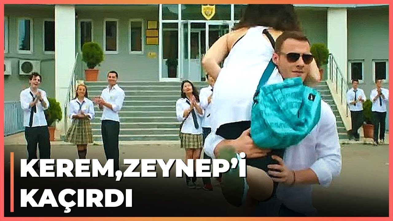 Kerem, Zeynep'i Kaçırıyor - Güneşi Beklerken 51. Bölüm
