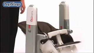 Peg-Perego Tatamia | стульчик для кормления | обзор
