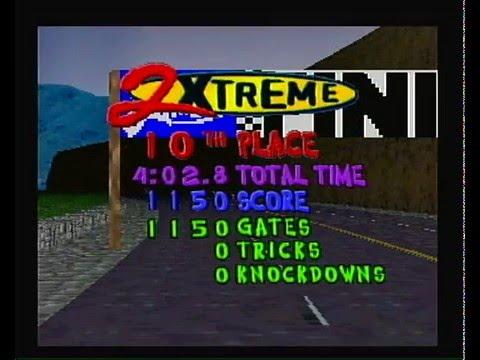 jogo 2xtreme ps1