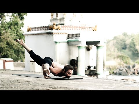 The Flow of Breath | Ashtanga Yoga Demo | Ty Landrum