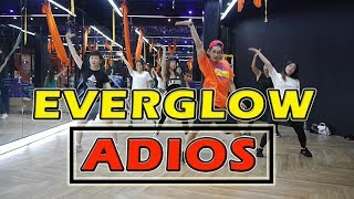 [KPOP] EVERGLOW - Adios | Dance Fitness By Golfy | Give Me Five Thailand | คลาสเต้นออกกำลังกาย