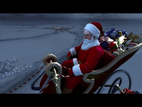 Merry Christmas | Santa Claus | Music Box HD 1080p