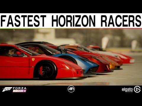 Forza Horizon 4 | Fastest Horizon Racers thumbnail
