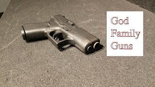 glock 42 one of the best ccw 380 pocket pistols