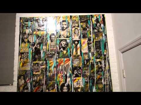 """Savior El Mundo and Pesu """"1980s NOW"""" at LA MAMA"""