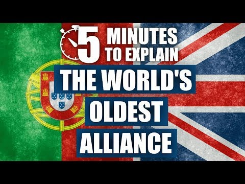 5 Minutes to Explain - The World's Oldest Alliance