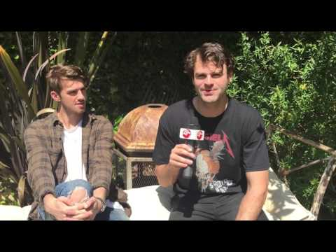 The Chainsmokers talk Justin Bieber, Rory Kramer + respond to Justin's Rap