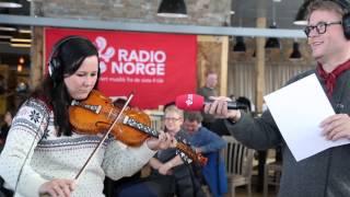 Radiosending LIVE fra Hallingdal Feriepark! Radio Norge og Morgenklubben før Hallingspretten!
