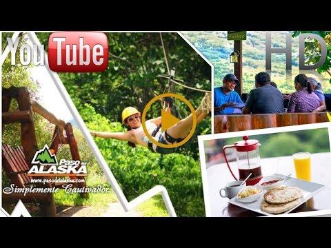 Paso Del Alaska All Inclusive, El Salvador Resorts, Tour Todo Incluido |Ruta Los Naranjos Sonsonate