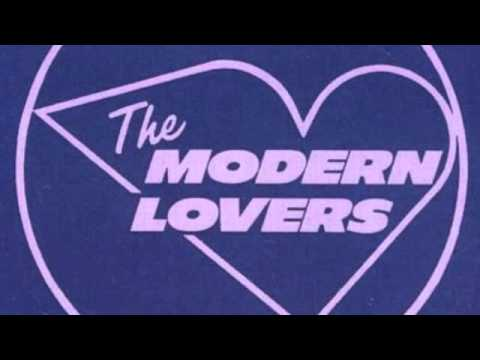The Modern Lovers - Girlfriend