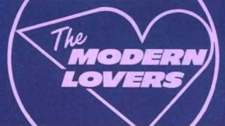 The Modern Lovers Girlfriend