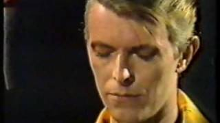 DAVID BOWIE - Sense Of Doubt  (Live)