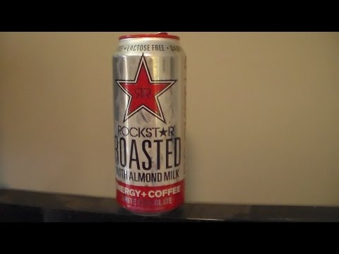 Rockstar Energy: Roasted White Chocolate Coffee Review!