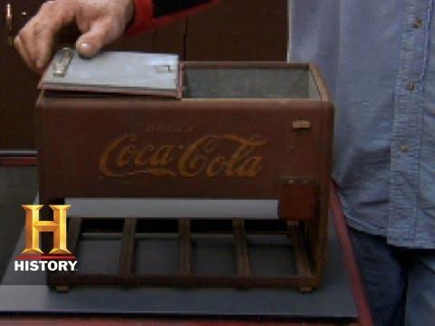 Pawn Stars: Collectible Coca-Cola | History