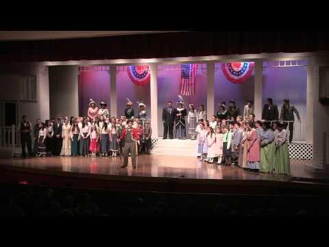Burlington High School Drama Club presents