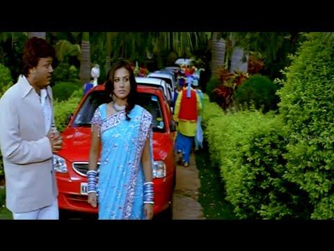 Mungaru Male Kannada Movie Part 3 - Pooja Gandhi, Anant Nag