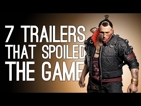 7 Game Trailers That Spoiled Their Games