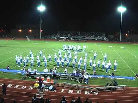 2009 Hudson Raiders Football vs Menomonie