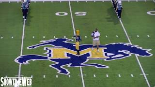 Southern Halftime - 2019 SU Human Jukebox and Dancing Dolls at McNeese
