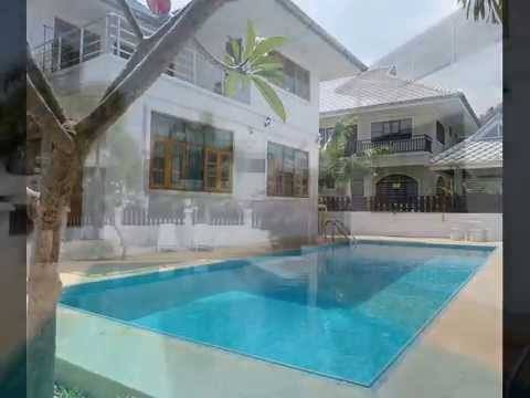 Large Pool Villa In Secure Village 2.5 Km From Hua Hin Beach, Thailand [297]