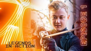 Off-Season SHENANIGANS!! | FNATIC Legends in Action 2020 Episode 1