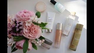 Уход за кожей весной 🌸 / Корейская косметика / Утро 🌞
