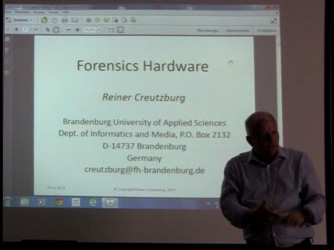 Computer & Multimedia Forensics