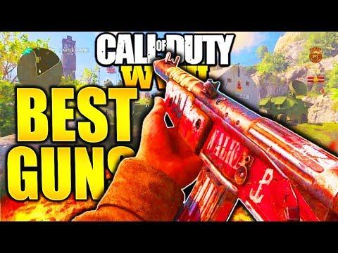 *NEW* BEST GUN in CALL OF DUTY WW2! VOLKSSTRURMGEWEHR BEST CLASS SETUP CALL OF DUTY WW2 VOLK! thumbnail