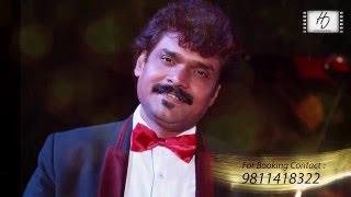 Singer Vivek Upadhyay hosting destination wedding