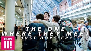 A Meeting Of Restless Minds: London | Just Boys