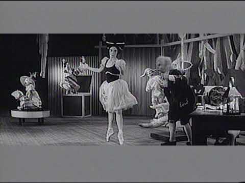Alicia Alonso La Fille Mal Gardee, Coopelia y Don Quijote PDD