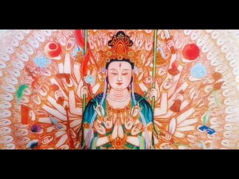 Tự Học Chú Đại Bi – Tiếng Phạn 21 lần – Có Chữ – Sanskrit