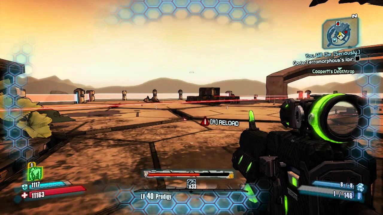 Borderlands 2 - BNK3R Farm Run - YouTube