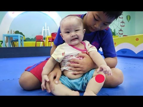 Indoor Playground Family Fun For Kids And Nursery Rhymes Songs For Babies With Zin Zin Kids