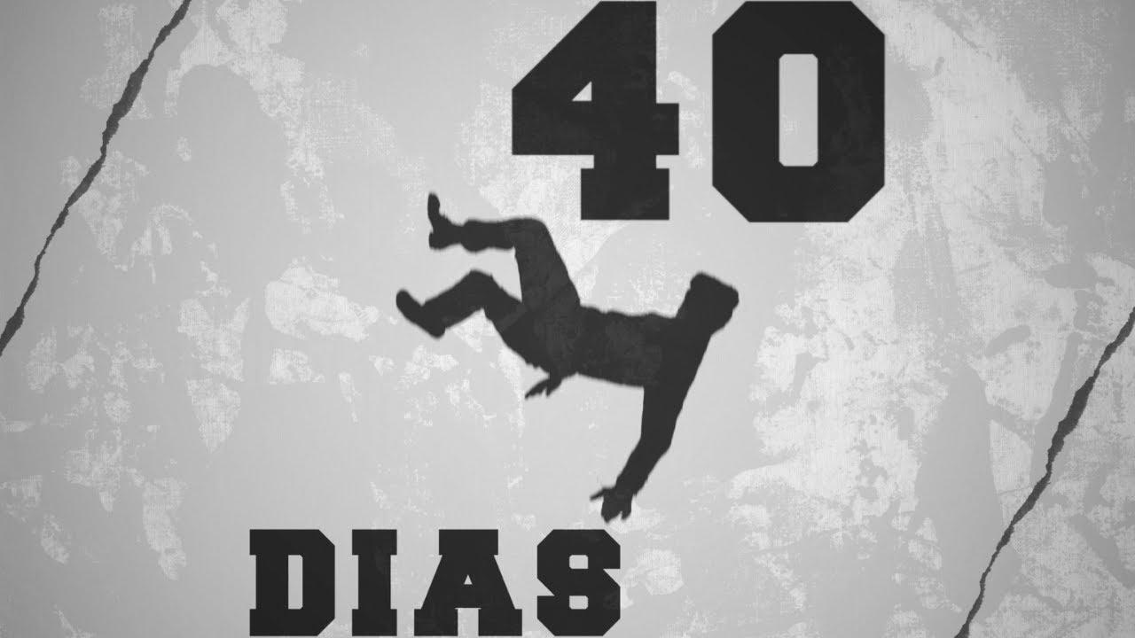 """EduH - """"40 DIAS"""" ft A.N, O Bardo"""
