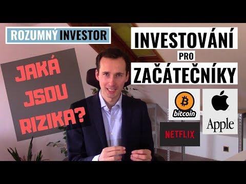 Investování pro začátečníky 1: Příklady investic: Zlato, stříbro, akcie, bitcoin, nemovitosti