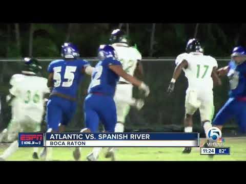 Atlantic HS vs Spanish River, Pahokee vs Boynton Beach 9/27