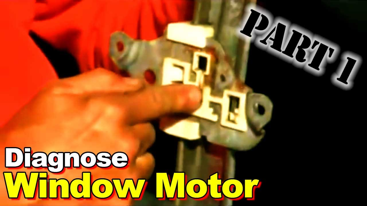 Diagnose Window Motor And Regulator Problems Part 1 Youtube 2007 Jeep Compass Fuse Box Premium