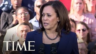 Kamala Harris Kicked Off Her 2020 Presidential Campaign: 'This Is Our America' | TIME