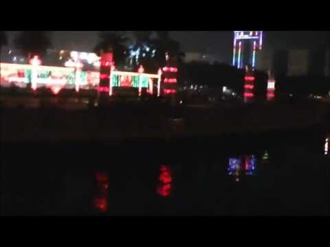 In and Around Our Hotel in Kaiping City China WMV.wmv