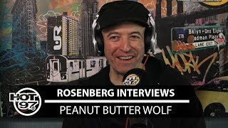 Peanut Butter Wolf talks Dilla, Doom, and Madlib with Rosenberg