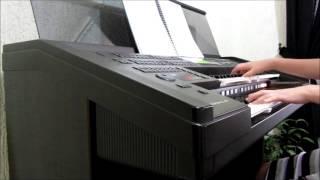 Hino 20 cantado Ester - Yamaha Electone El90