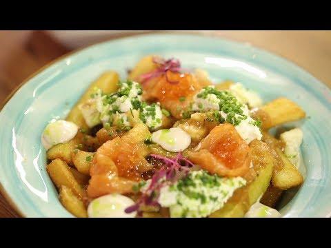 5 необычных блюд из картошки!