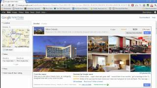 Google Hotel Finder - Find a great deal on a hotel