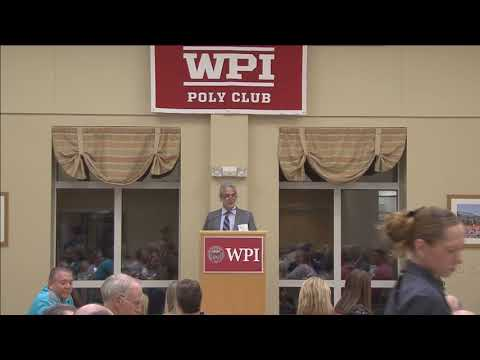 WPI Poly Club Hall of Fame - Harrington Award: Dave Abraham
