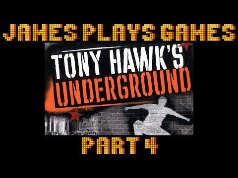 Tony Hawk's Underground - Part 4 - Manhattan Part 2
