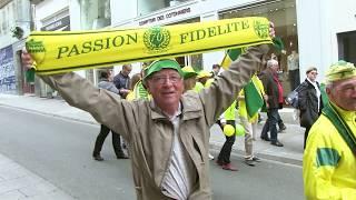 Allez Nantes Canaris : 70 ans de passion envers le FC Nantes